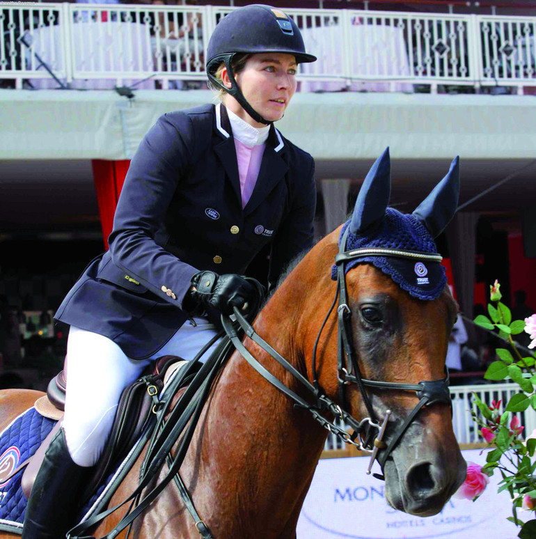 Christina Liebherr,Richard Spooner, Longines Global Champions Tour,
