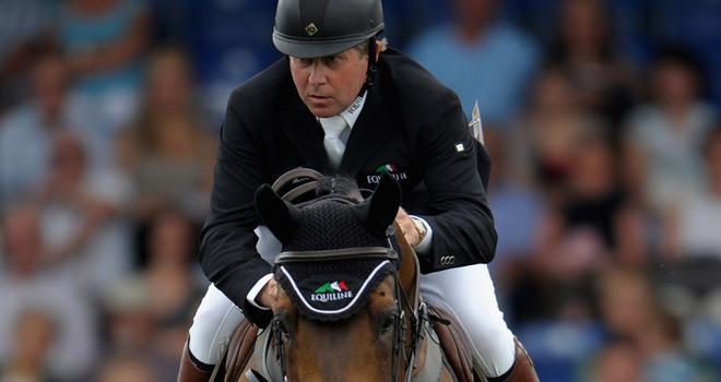 Nick Skelton Big Star