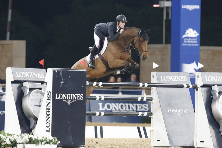 Scott Brash et Hello Sanctos ont remporté la finale du Longines Global Champions Tour