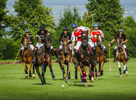 Finales Jaeger-LeCoultre polo masters à Veytay