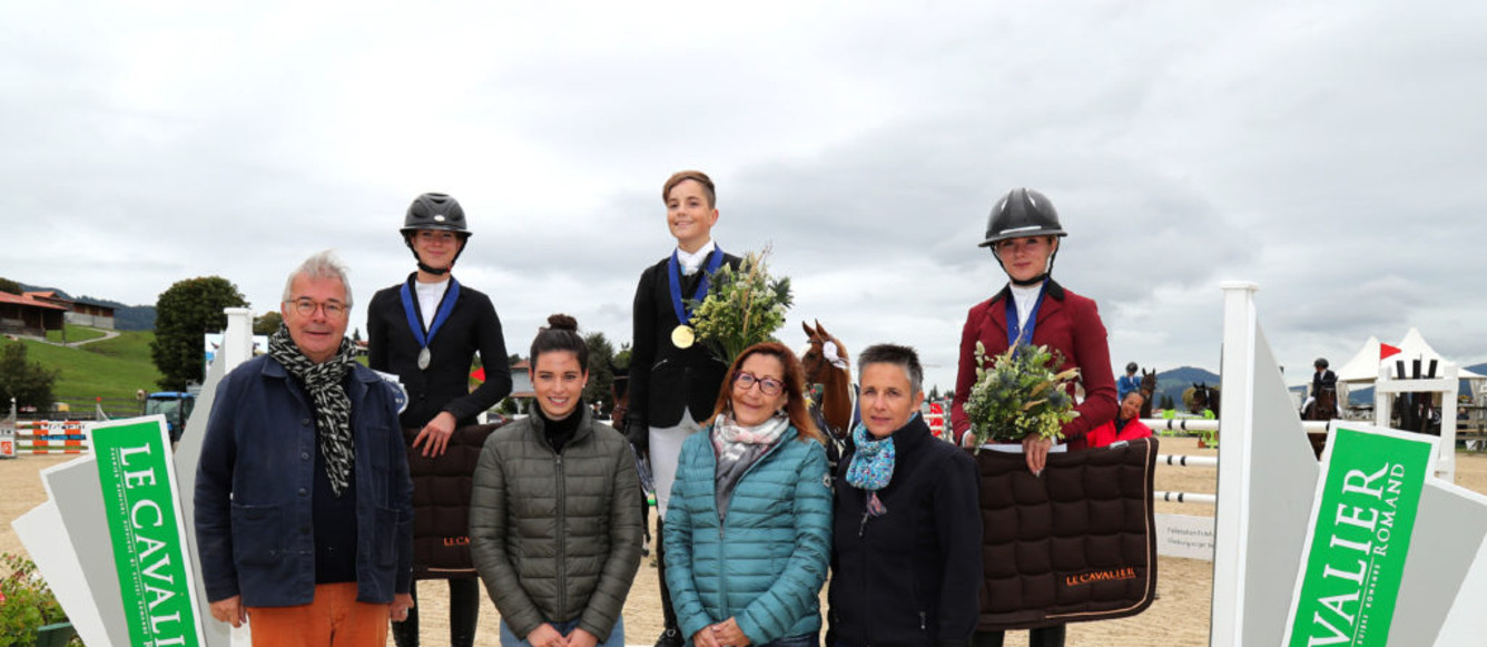 ch-romands-saut-2019-podium-Juniors ©Photobujard