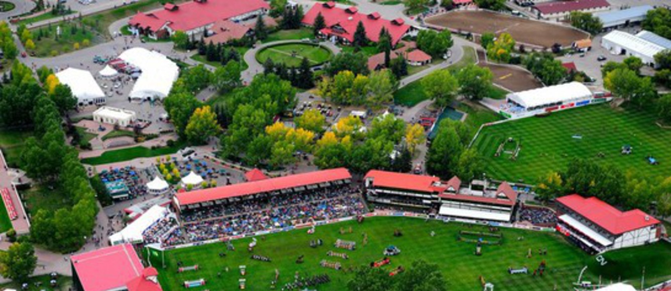 Calgary, Spruce Meadows,Coupe des Nations