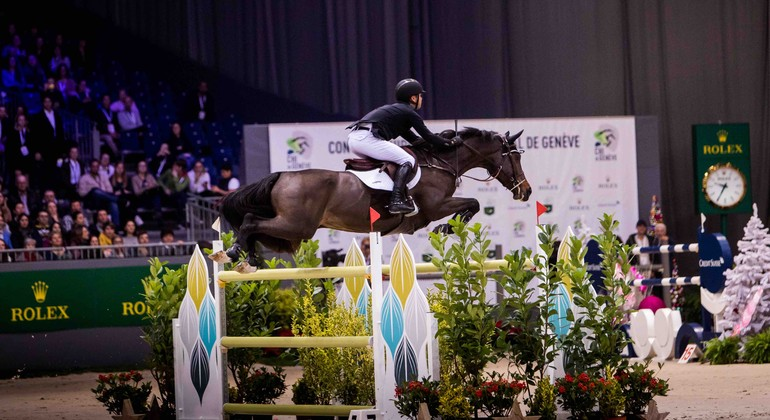 Finale du Top 10 : Kent Farrington encore !