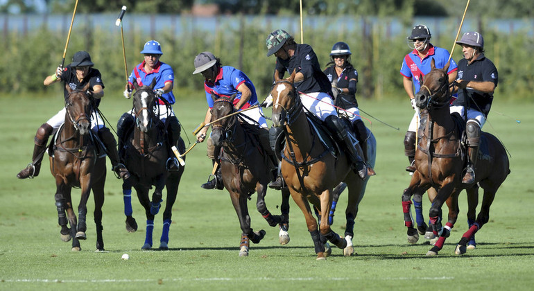 Polo Masters à Veytay : victoire de VT Wealth Management