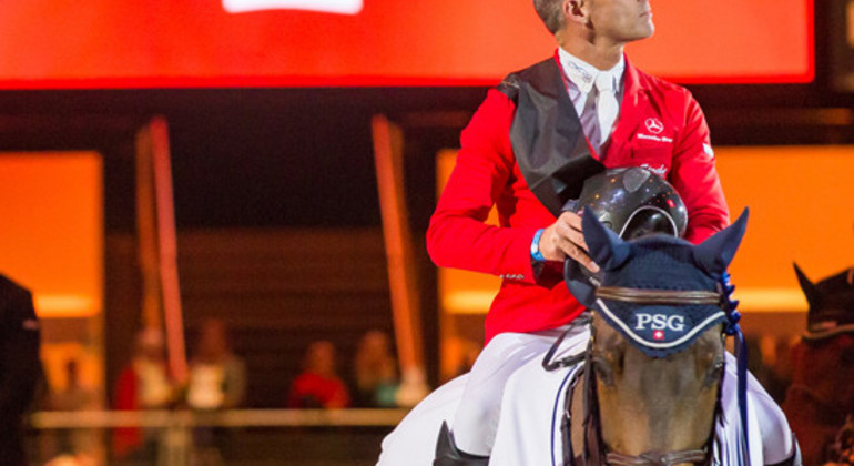 CSI 5* de Stuttgart: a dream for Pius Schwizer!
