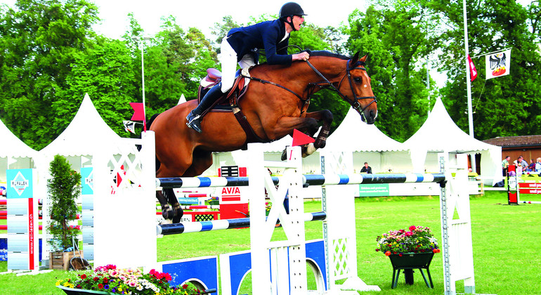 Les Romands au top en CSI ce week-end !